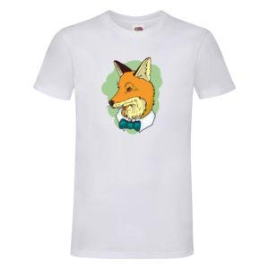 Turdus Concept t-shirt męski Lis