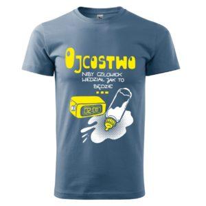 Turdus Concept t-shirt Ojcostwo